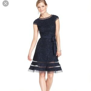 Black Friday Price cut - fit and flare lace dress